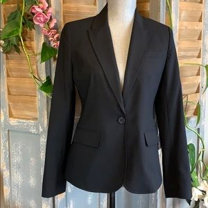 J.Crew single button Black Blazer 🌺